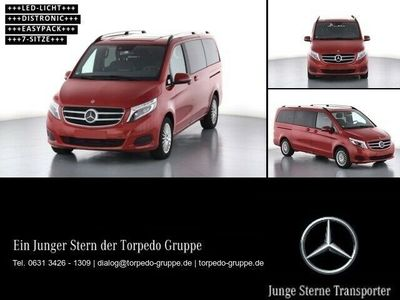 gebraucht Mercedes V220 ED L+LED+DISTRONIC+NAVI+7-SITZE+EASYPACK