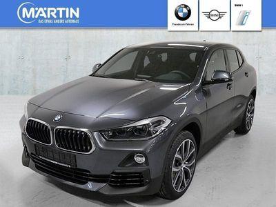 gebraucht BMW X2 sDrive18i Advantage Plus LED Navi Tempomat Parkassistent