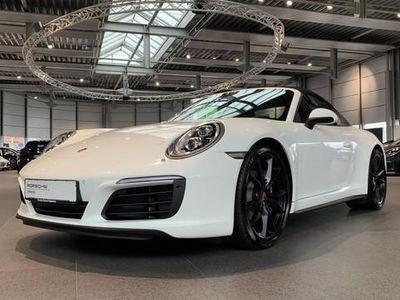 second-hand Porsche 911 Targa 4 991