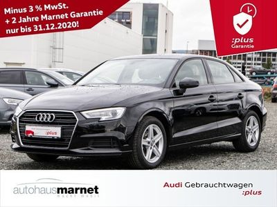 gebraucht Audi A3 Limousine 35 TFSI 110 kW (150 PS) S tronic