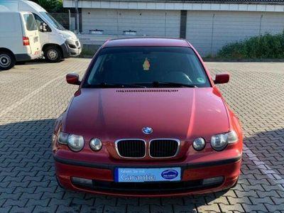 gebraucht BMW 316 Compact 316 ti Klimautom,ABS,CD,EFH,PDC
