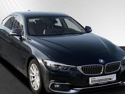 gebraucht BMW 420 Gran Coupé i Luxury Line