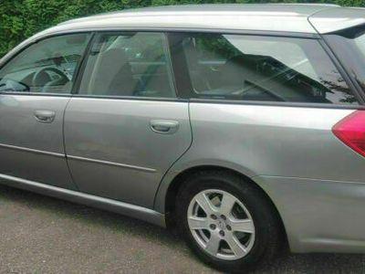 gebraucht Subaru Legacy Kombi 2.0R Active