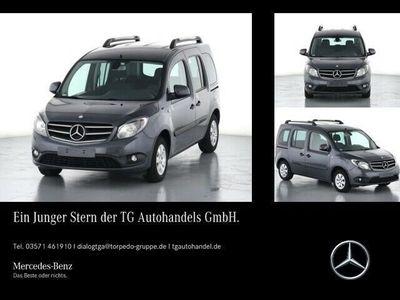 gebraucht Mercedes Citan 111 TOURER/KOMBI EDITION L+KLIMAAUTO+JST