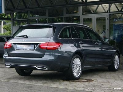 gebraucht Mercedes C200 C-Klassed T-Mod. Avantgarde Panorama Navi ILS