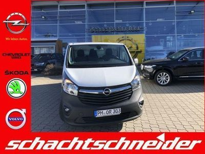 gebraucht Opel Vivaro 1.6 D CDTI L1H1+Kamera+PDC+Tempomat+Klima