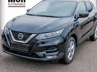 gebraucht Nissan Qashqai 1.3 DIG-T ACENTA Navi Design get.Scheiben
