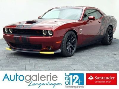 gebraucht Dodge Challenger R/T Scat Pack 392 Autom. Navi 6.4 SRT
