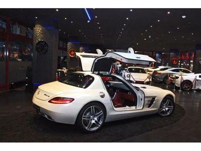 gebraucht Mercedes SLS AMG Coupe SOUND 3D HIGHEND COMAND KAMERA