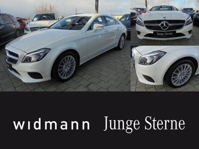 gebraucht Mercedes CLS350 d 4M Sitzklima*Comand*Fahrassist.*LED