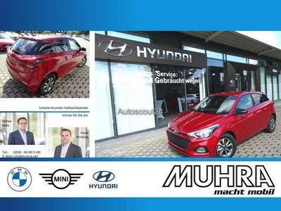 gebraucht Hyundai i20 1.2 Advantage Bluetooth PDC Klima DAB