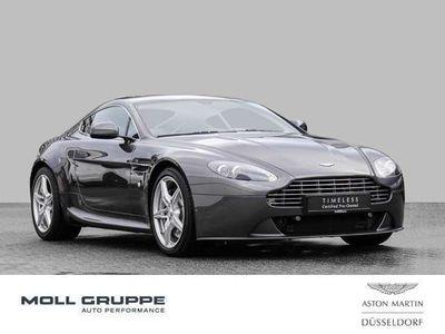 gebraucht Aston Martin V8 Vantage Meteorite Silver, Sports Seat