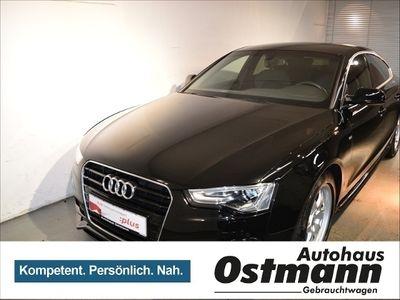 gebraucht Audi A5 Sportback 2.0 TDI clean diesel 110 kW (150 PS) 6-Gang