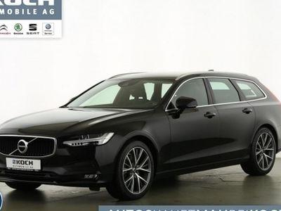 gebraucht Volvo V90 T5 Momentum Aut. +IntelliS+VoC+StdHzg+19'+AHK 15