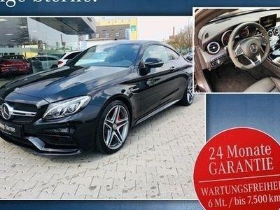 gebraucht Mercedes C63S AMG Mercedes-AMGCoupé