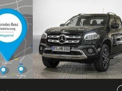 gebraucht Mercedes X250 d 4MATIC PICK-UP POWER EDITION Automatik