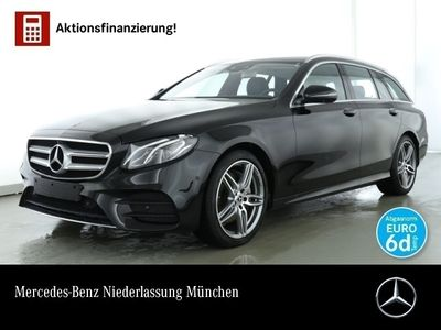 gebraucht Mercedes E200 AMG 360° LED Totwinkel PTS Easy-Pack 9G