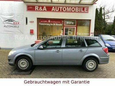 gebraucht Opel Astra Caravan Edition 1.Hand TÜV NEU