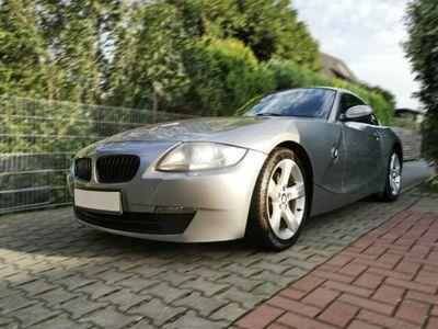 gebraucht BMW Z4 Coupe 3.0si Aut. LPG M Paket Vollleder E86