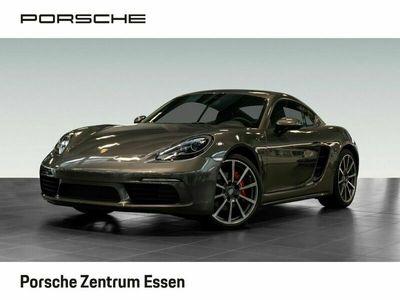 gebraucht Porsche 718 Cayman S / Apple CarPlay LenkradHZG Sportabgasanlage