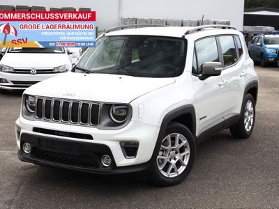 gebraucht Jeep Renegade 1.3 T-GDI 150 DCT Limited LED in Achern