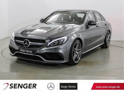 gebraucht Mercedes C63 AMG AMG S Carbon-Paket Comand Drivers-Package