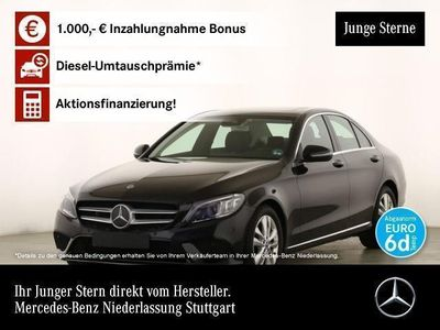 gebraucht Mercedes C200 Avantgarde Multibeam SHD Keyl-GO Kamera PTS