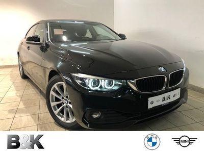 gebraucht BMW 420 Gran Coupé i Navi LED Klima PDC el. Fenster