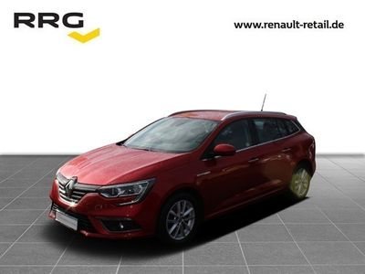 käytetty Renault Mégane IV Grandtour dCi 110 EDC Intens Automatik