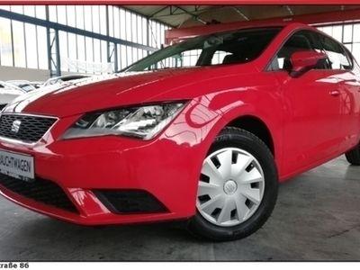 gebraucht Seat Leon 1.6 TDI KLima Winter-Paket Einparkhilfe