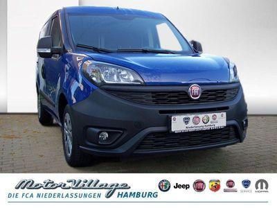 gebraucht Fiat Doblò Cargo Kastenwagen SX 1.6 MTJ Naiv Klimaauto