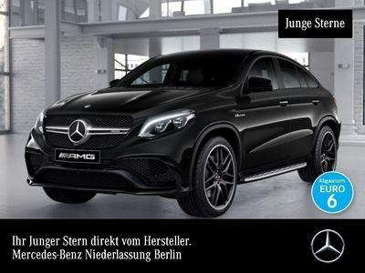 gebraucht Mercedes GLE63 AMG AMG S Cp. 4M Driversp Perf-Abgas Fahrass TV