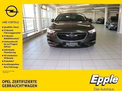 gebraucht Opel Insignia Sports Tourer INNOVATION 1.5 Turbo LED Navi Keyless Rückfahrkam. Fernlichtass.