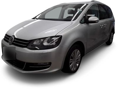 gebraucht VW Sharan Sharan2.0 TDI DSG Highline 7-Sitze Navi Xenon DCC ACC