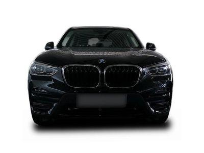 gebraucht BMW X3 X-ReihexDrive20i ADVANTAGE AT Aut. Klimaaut.