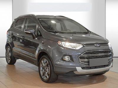 gebraucht Ford Ecosport Titanium 1.5 TDCi Keyless Beheizb. Frontsch. Beheizt