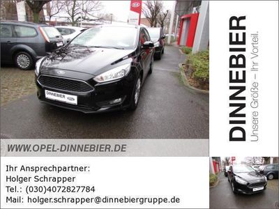 gebraucht Ford Focus Business 1.5L Ecoboost 110KW/150PS