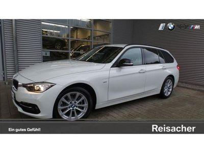 gebraucht BMW 318 d A Tou ,KliA,Navi,,,Autom,,SH,PDC