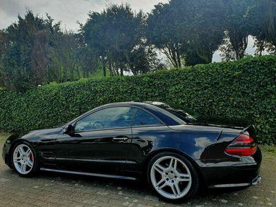 gebraucht Mercedes SL500 - AMG PAKET - TÜV/AU NEU