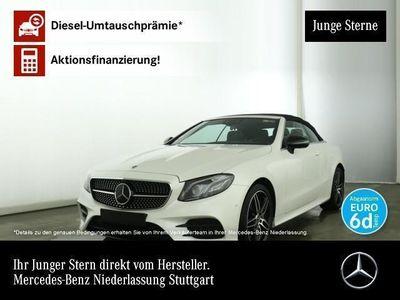 gebraucht Mercedes 450 E4MATIC Cabriolet