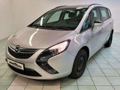 gebraucht Opel Zafira Tourer Turbo (Navigation, 7 Sitzer, ... )