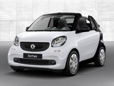gebraucht Smart ForTwo Cabrio passion