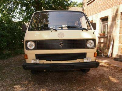 gebraucht VW T3 VW Bulli unverbaut, technisch top