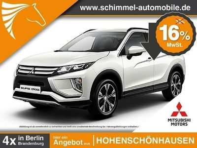 gebraucht Mitsubishi Eclipse Cross Spirit 1.5 Turbo CVT Klima