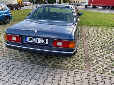 gebraucht BMW 732 E23 i als Limousine in Bernburg