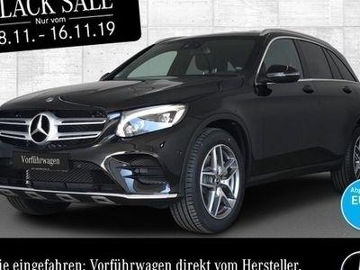 gebraucht Mercedes GLC250 4M AMG AHK Comand ILS-LED Park Spiegel