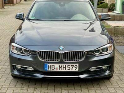 gebraucht BMW 320 d Aut. Modern Line / Navi. Prof. / Head-Up D.