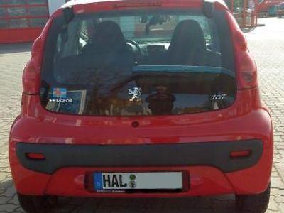 gebraucht Peugeot 107 Verkaufe(Filou)