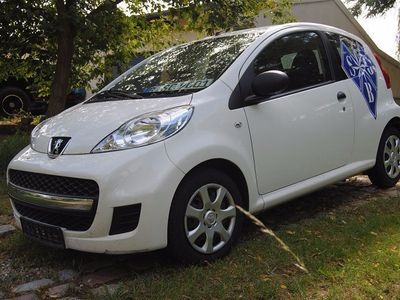 gebraucht Peugeot 107 Petit --Euro 5--