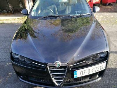 gebraucht Alfa Romeo 159 1.8 MPI Distinctive